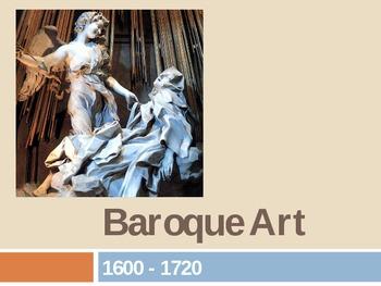 Baroque Art: Spanish, Flemish, Italian, and French