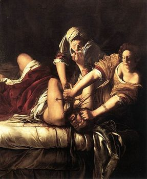 Baroque Art article about artist Artemisia Gentileschi