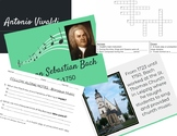 Baroque Music & Composers - Weekly Unit