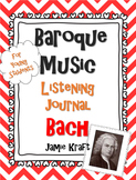 Baroque Music Listening Journal: Bach