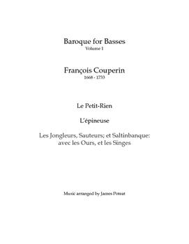 Baroque for Basses: François Couperin