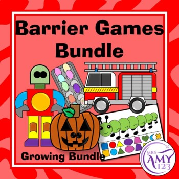 Barrier Games Bundle - 8 Packs