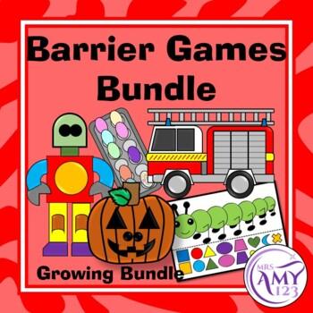 Barrier Games Bundle - 8 Packs