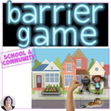 Barrier Games Set 3 Following and Giving Directions Game f