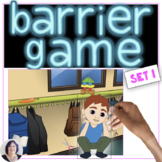 Barrier Games for Language Development 1