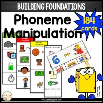 Barriers to Reading: Phoneme Manipulation