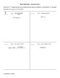 Bart's Dirty Dozen: Derivatives Part 3