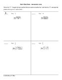 Bart's Dirty Dozen: Intermediate Limits