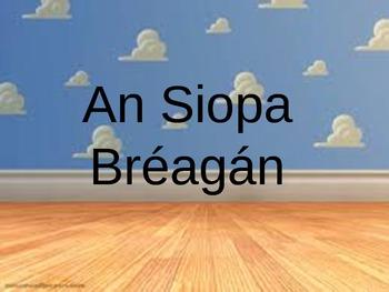 Bart sa Siopa Breagan