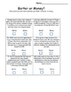 Barter vs. Money-A Mini Unit (VAAP)