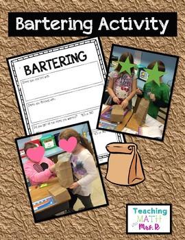 Bartering Activity