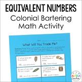 Bartering Math Activity