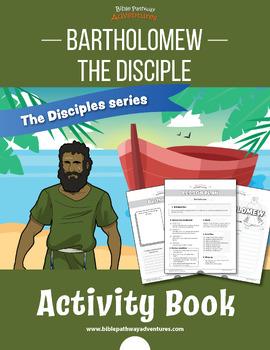 Bartholomew: The Disciple Activity Book