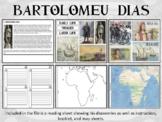 Bartolomeu Dias - Booklet Project Materials
