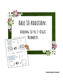Base 10 Addition- Adding 10 to Two Digit Numbers