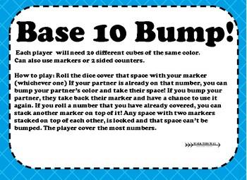 Base 10 BUMP!