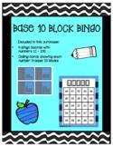 Base 10 Block Bingo