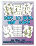 Base 10 Block War Game-- 1 to 30