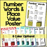 Number Words: Place Value with Base 10 Blocks