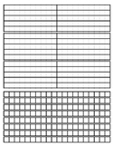 Base 10 Blocks Printable