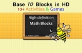 Base 10 Blocks in HD: Activities and Games using high-defi