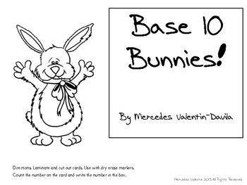 Base 10 Bunnies!