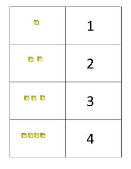 Base-10 Cards 1-100