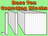 Base 10 Counting Blocks (For Commecial Use)