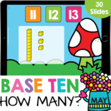 Base 10: Counting How Many up to 20 Kindergarten Math Goog