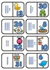 Base 10 Dominoes- Spring Theme
