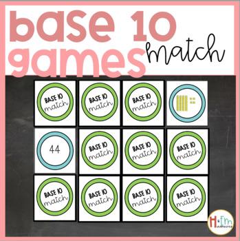 Base 10 Match Game