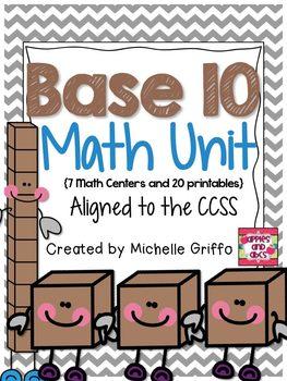 Base 10 Math Unit