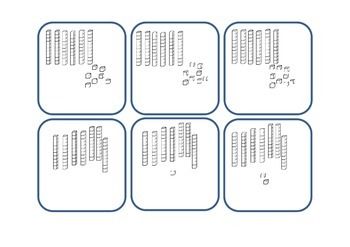 Base 10 Number Cards 1 to 150 (MABs)