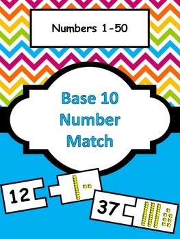 Base 10 Number Match