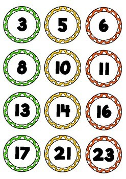 Base 10 Number Match- Animal Theme