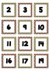 Base 10 Number Match- Autumn / Fall Theme