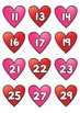 Base 10 Number Match- Valentine Theme