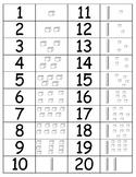 Base 10 Number Matching