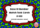 Base 10 Number Matching 0-100 (including QR Code place values)