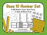 FREE Base 10 Number Set {A Hughes Design}