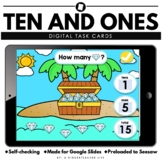 Base 10 Numbers 11 - 19 Place Value Distance Learning Math