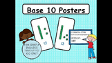 Base 10 Posters in Tens