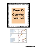 Base 10 counting (within 100)