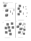Base-10 decimal Pictorial Representation Assessment 9 Question