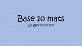 Base 10 mats-Bilingual