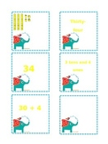 Base 10/Place Value Matching Game
