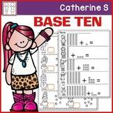 Base Ten Blocks Activities