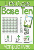 Base-Ten Activities for Place Value Plant-Life Cycle