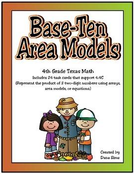 Base-Ten Area Models