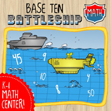 Base Ten Battleship Math